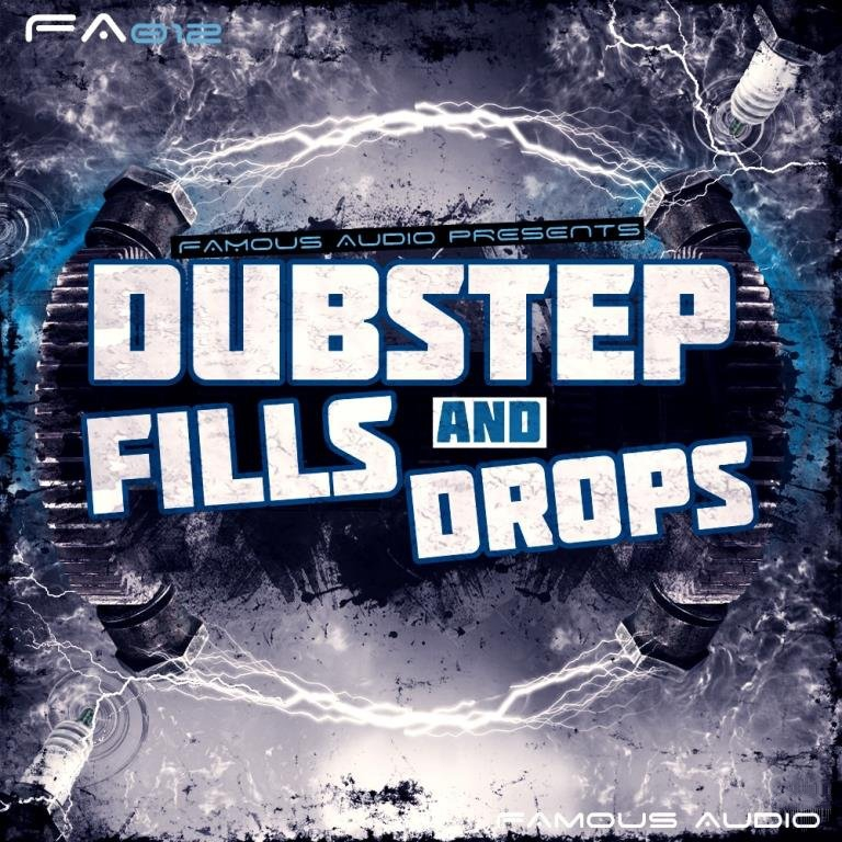 Freaky Loops Dubstep Fills and Drops WAV